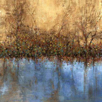 Indigo Landscape