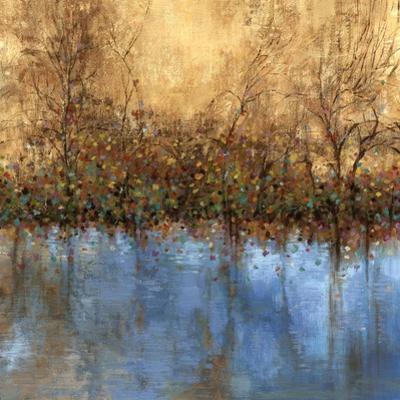 Indigo Landscape by Sloane Addison