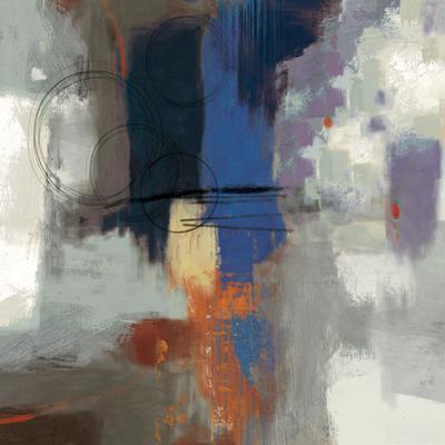 Indigo Touch I by Sloane Addison
