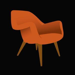 Mid Century Chair II by Sloane Addison ?