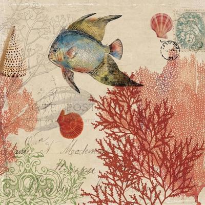 Under the Sea I by Sloane Addison