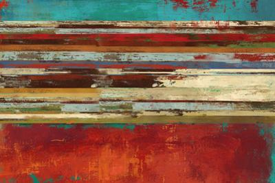 Worn Red by Sloane Addison