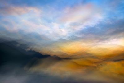 Slocan Lake 1-Ursula Abresch-Photographic Print