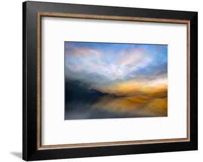 Slocan Lake 1-Ursula Abresch-Framed Photographic Print