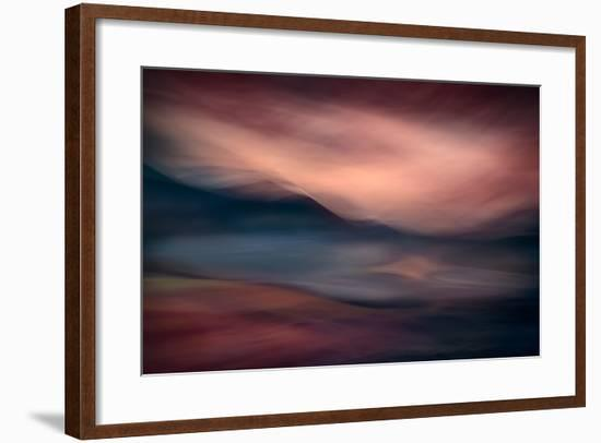 Slocan Lake 2-Ursula Abresch-Framed Photographic Print