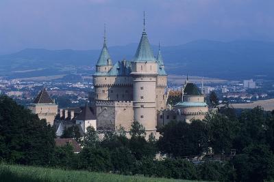 Slovakia, Bojnice, 12th Century Castle--Giclee Print