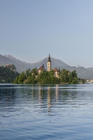 Slovenia, Bled, Bled Island-Rob Tilley-Photographic Print