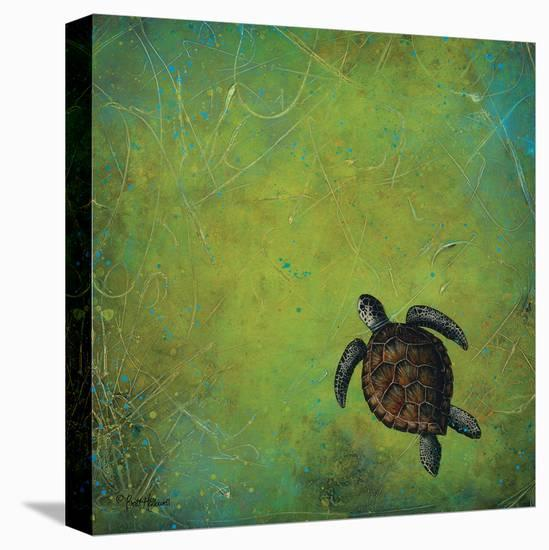 Slow and Steady-Britt Hallowell-Stretched Canvas Print