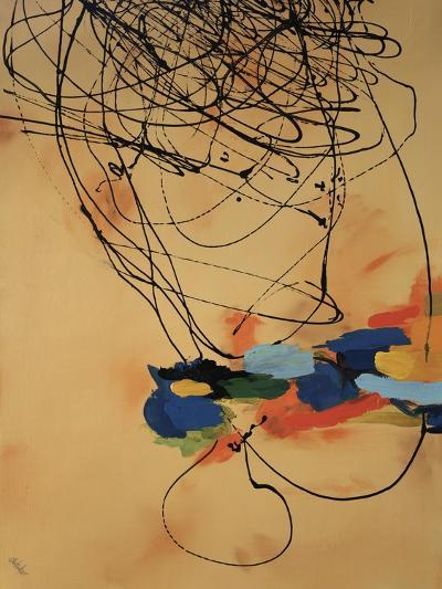 Slow Intersection I-Joshua Schicker-Giclee Print