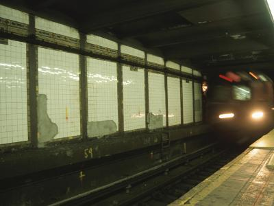 Slow Motion Subway--Photographic Print