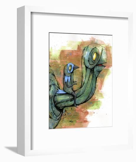 Slow Ride-Ric Stultz-Framed Giclee Print