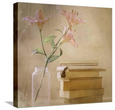 Slowly But Surely-Delphine Devos-Stretched Canvas Print