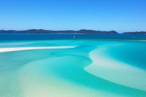 Whitehaven Beach Whitsundays by SLRPhotography