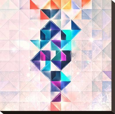 Slyyk Slww-Spires-Stretched Canvas Print