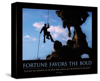 Fortune Favors the Bold ll
