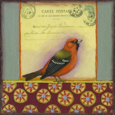 Small Bird-Rachel Paxton-Giclee Print