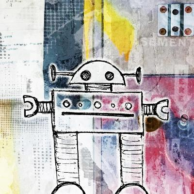 Small Bot-Roseanne Jones-Giclee Print