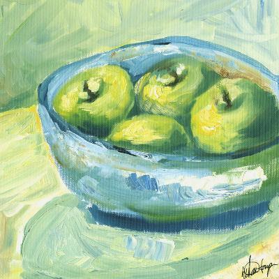 Small Bowl of Fruit II-Ethan Harper-Art Print