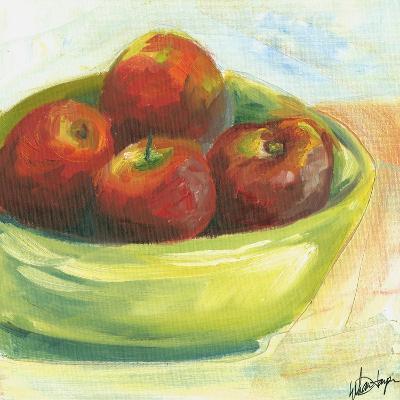 Small Bowl of Fruit III-Ethan Harper-Art Print