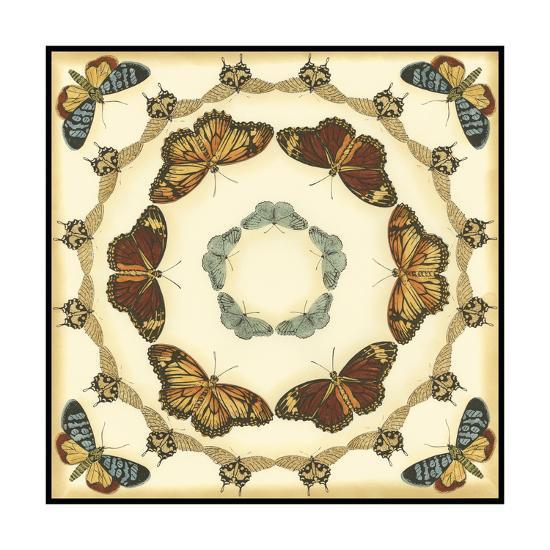 Small Butterfly Collector II-Chariklia Zarris-Art Print