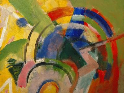 Small Composition Iv, 1914-Franz Marc-Giclee Print