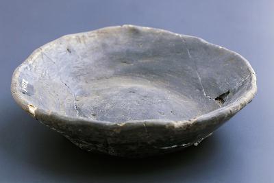 Small Dish, Lagozza Civilization--Giclee Print