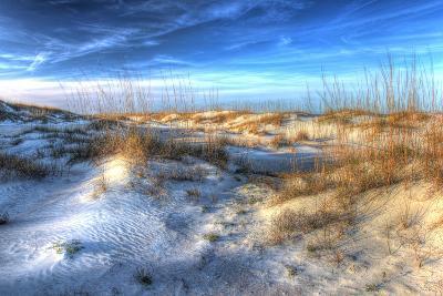 Small Dunes-Robert Goldwitz-Photographic Print