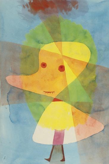 Small Garden Ghost-Paul Klee-Giclee Print