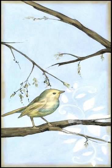Small Habitat I-Jennifer Goldberger-Art Print