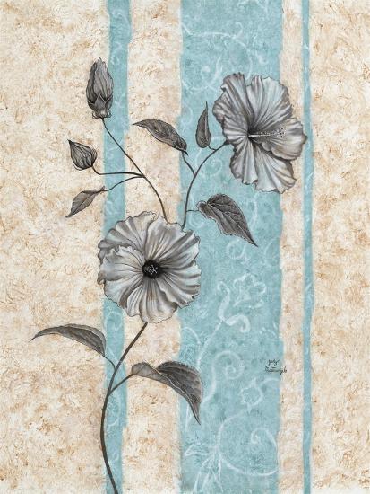 Small Hibiscus-Judy Mastrangelo-Giclee Print