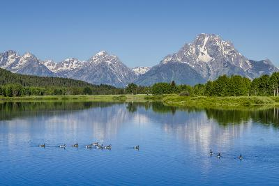 Small Lake in Grand Teton National Park, Wyoming, United States of America, North America-Michael DeFreitas-Photographic Print