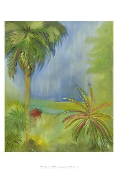Small Low Country I-Anitta Martin-Art Print