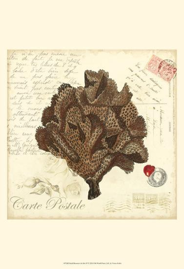 Small Romance du Mer IV--Art Print