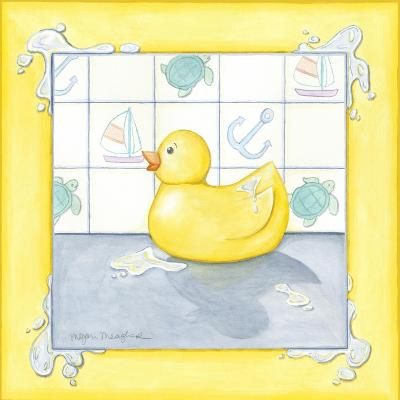 Small Rubber Duck II--Art Print