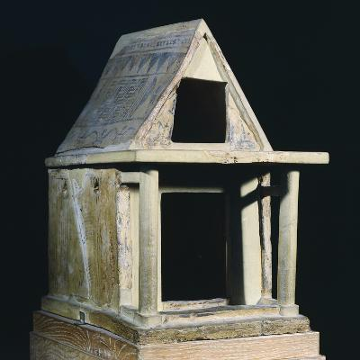 Small-Scale Model Offered to Heraion of Argos, Greece,7th Century BC, Ancient Greece--Giclee Print