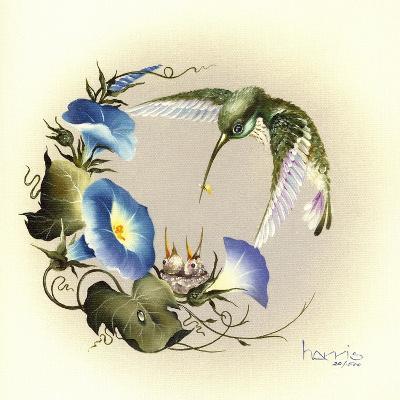 Small Small World-Peggy Harris-Giclee Print