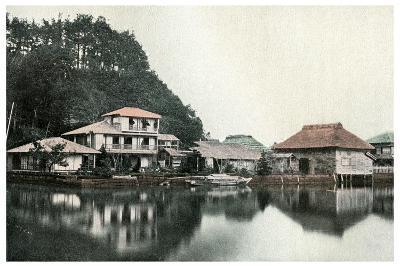 Small Summer Hotel, Kanazawa, Japan, 1904--Giclee Print