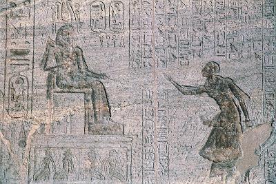Small Temple of Hathor, Dedicated to Queen Nefertari, Abu Simbel--Photographic Print