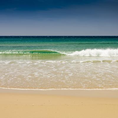 Small Wave, Los Lances Beach, Tarifa, Andalucia, Spain, Europe-Giles Bracher-Photographic Print