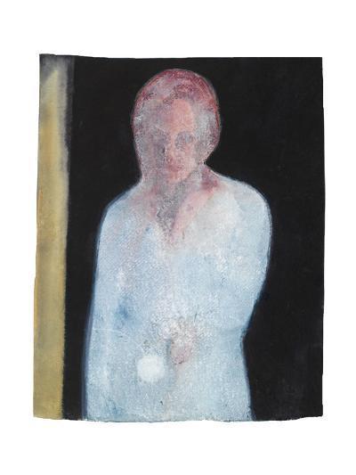 Small White Torch, 2007-Graham Dean-Giclee Print