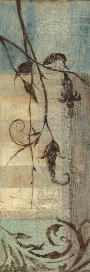 Small Wildflower Resonance I-Jennifer Goldberger-Art Print