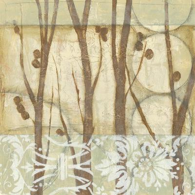 Small Willow and Lace III-Jennifer Goldberger-Art Print