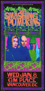 Smashing Pumpkins Infinite Sadness Vancouver 1996