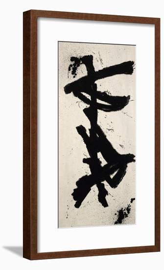 Smeared Liner-Abe Abe-Framed Giclee Print