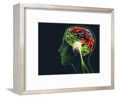 Brain Food, Conceptual Image