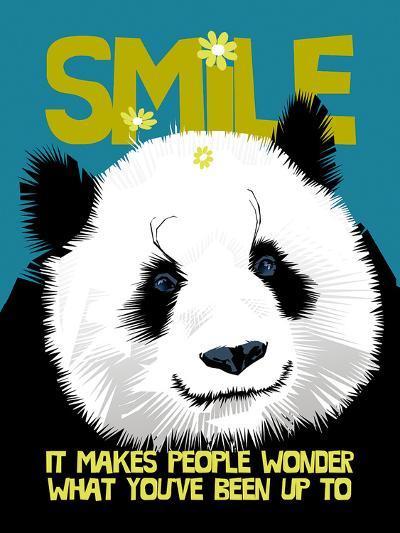 Smile I-Ken Hurd-Giclee Print