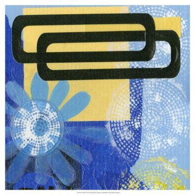 Smile IV-Deborah Velasquez-Giclee Print