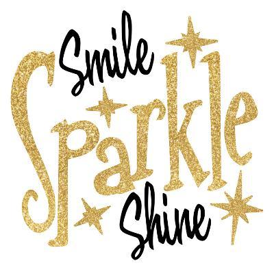 Smile Sparkle Shine-Wonderful Dream-Art Print