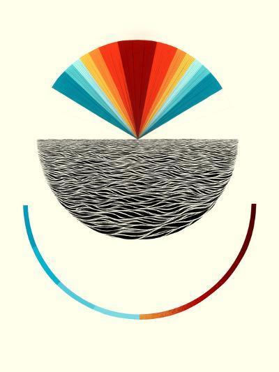Smile-Mark Warren Jacques-Premium Giclee Print