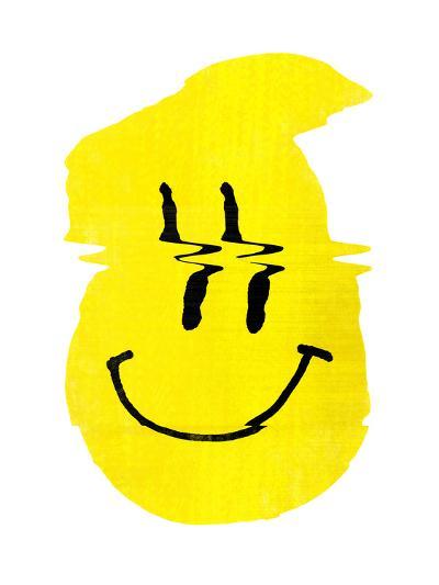 Smiley S-Ali Gulec-Art Print